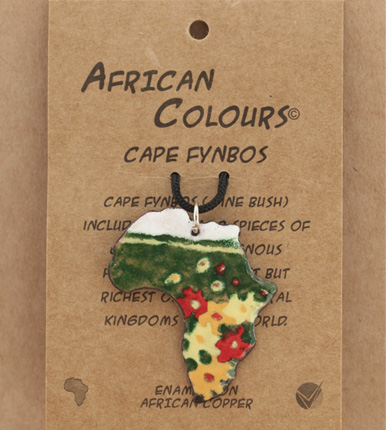 African Colours - Cape Fynbos Jewellery - Made in Cape Town, South Africa
