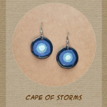 Cape of Storms Earrings - EA-COS-500
