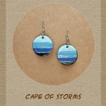 Cape of Storms Earrings - EA-COS-501
