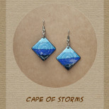 Cape of Storms Earrings - EA-COS-502