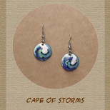 Cape of Storms Earrings - EA-COS-503