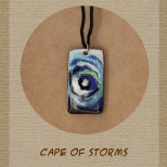 Cape of Storms Necklace - N-COS-505
