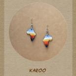 African Colours Earrings - EA-K-702