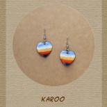 African Colours Earrings - EA-K-703