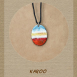 African Colours Necklace - N-K-705