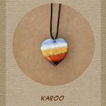 African Colours Necklace - N-K-707
