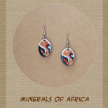 Minerals of Africa - Earrings - EA-MOF-101