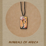 Minerals of Africa - Necklace - N-MOF-103