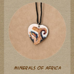 Minerals of Africa - Necklace - N-MOF-104